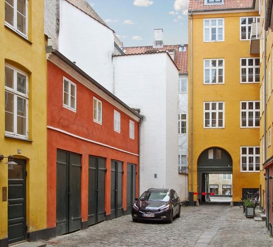 Lille Strandstræde; kbh. K_Gårdmiljø_9